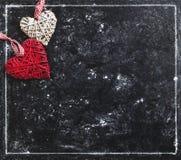 έγγραφο αγάπης καρτών ανασκόπησης grunge βαλεντίνος καρτών s ημέρας διανυσματική απεικόνιση