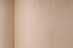 έγγραφο ανασκόπησης που μετακινείται με το κουτάλι Στοκ Εικόνα