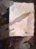 έγγραφο ανασκόπησης grunge ελεύθερη απεικόνιση δικαιώματος