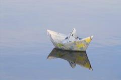έγγραφο βαρκών Στοκ φωτογραφίες με δικαίωμα ελεύθερης χρήσης