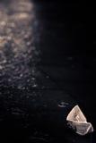 έγγραφο βαρκών Στοκ Εικόνες