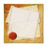έγγραφο κολάζ Στοκ εικόνα με δικαίωμα ελεύθερης χρήσης