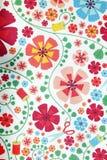 έγγραφο λουλουδιών που διαμορφώνεται Στοκ φωτογραφία με δικαίωμα ελεύθερης χρήσης