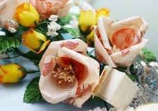 έγγραφο λουλουδιών Στοκ Εικόνες