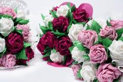 έγγραφο λουλουδιών Στοκ Εικόνα