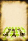 έγγραφο πλήκτρων Στοκ φωτογραφίες με δικαίωμα ελεύθερης χρήσης