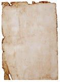 έγγραφο που λεκιάζουν π& Στοκ εικόνες με δικαίωμα ελεύθερης χρήσης