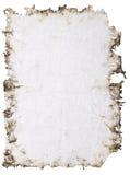 έγγραφο που λεκιάζουν Στοκ φωτογραφίες με δικαίωμα ελεύθερης χρήσης