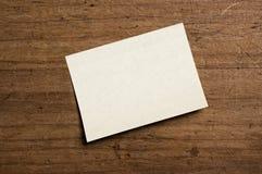 έγγραφο σημειώσεων Στοκ φωτογραφίες με δικαίωμα ελεύθερης χρήσης