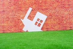 έγγραφο σπιτιών Στοκ Εικόνα