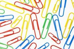 έγγραφο συνδετήρων Στοκ φωτογραφία με δικαίωμα ελεύθερης χρήσης