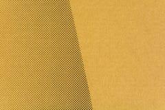 Έγγραφο συσκευασίας και μαύρο σημείο Στοκ εικόνα με δικαίωμα ελεύθερης χρήσης