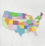 έγγραφο χαρτών της Αμερικής ελεύθερη απεικόνιση δικαιώματος