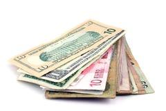 έγγραφο χρημάτων Στοκ Εικόνες