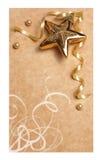 έγγραφο Χριστουγέννων στοκ φωτογραφία με δικαίωμα ελεύθερης χρήσης