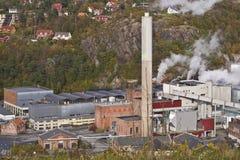έγγραφο 2 εργοστασίων Στοκ Εικόνες
