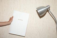 έγγραφο Στοκ φωτογραφία με δικαίωμα ελεύθερης χρήσης