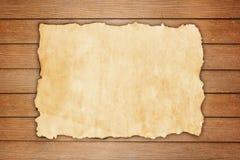 Έγγραφο Grunge για το ξύλινο υπόβαθρο τοίχων στοκ εικόνες