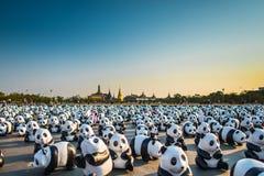Έγγραφο Panda Στοκ Εικόνες