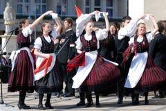 έγερση εορτασμού Στοκ Φωτογραφία