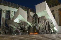 Έγερση 1944 της Βαρσοβίας Στοκ φωτογραφίες με δικαίωμα ελεύθερης χρήσης
