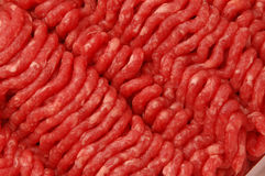 έδαφος βόειου κρέατος στοκ εικόνες