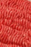 έδαφος βόειου κρέατος στοκ φωτογραφία