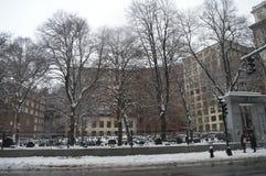 Έδαφος θαψίματος παρεκκλησιών βασιλιάδων ` s στη Βοστώνη, ΗΠΑ στις 11 Δεκεμβρίου 2016 Στοκ εικόνα με δικαίωμα ελεύθερης χρήσης