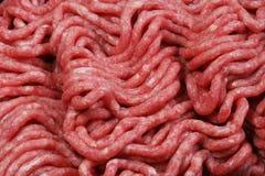 έδαφος τσοκ βόειου κρέατος Στοκ φωτογραφία με δικαίωμα ελεύθερης χρήσης