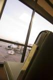 έδρα αερολιμένων Στοκ φωτογραφίες με δικαίωμα ελεύθερης χρήσης
