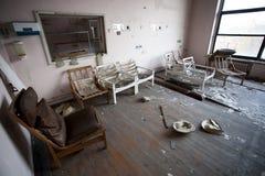έδρα εγκαταλελειμμένη στοκ φωτογραφίες