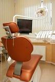 έδρα οδοντική Στοκ Φωτογραφία