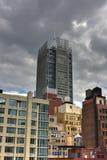 Έδρα των New York Times - πόλη της Νέας Υόρκης Στοκ φωτογραφίες με δικαίωμα ελεύθερης χρήσης