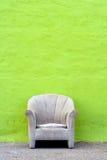 έδρα greenwall Στοκ εικόνες με δικαίωμα ελεύθερης χρήσης