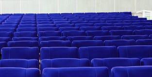 Έδρες στη σύγχρονη συνέλευση Στοκ Εικόνες