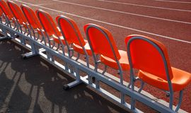 έδρες Στοκ φωτογραφίες με δικαίωμα ελεύθερης χρήσης