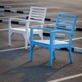 Έδρες Colorfule Στοκ Εικόνες