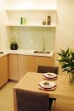 έδρες dinnertable Στοκ Εικόνες