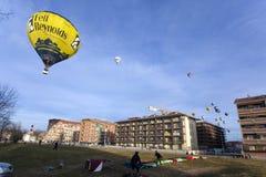 Έκθεση αέρα Στοκ Φωτογραφίες