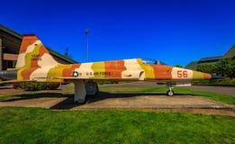 Έκθεση αεροσκαφών Στοκ φωτογραφίες με δικαίωμα ελεύθερης χρήσης