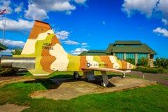 Έκθεση αεροσκαφών Στοκ Εικόνες