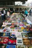Έκθεση βιβλίων South Bank Στοκ Φωτογραφία