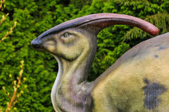 Έκθεση δεινοσαύρων στο βοτανικό πάρκο Στοκ εικόνες με δικαίωμα ελεύθερης χρήσης