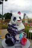 Έκθεση σύγχρονης τέχνης, Σιγκαπούρη Στοκ Εικόνες
