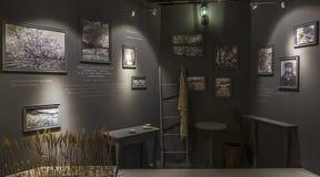Έκθεση του Βαν Γκογκ Στοκ εικόνες με δικαίωμα ελεύθερης χρήσης