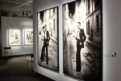 Έκθεση του Helmut Newton στη Στοκχόλμη Στοκ Εικόνα