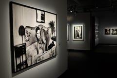 Έκθεση του Helmut Newton στη Στοκχόλμη Στοκ Φωτογραφία