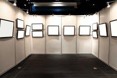 Έκθεση φωτογραφίας Στοκ φωτογραφίες με δικαίωμα ελεύθερης χρήσης