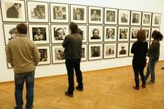 Έκθεση φωτογραφίας Στοκ εικόνες με δικαίωμα ελεύθερης χρήσης
