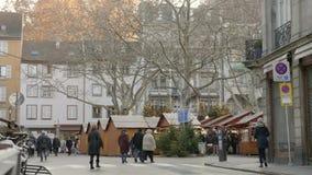 Έκθεση Χριστουγέννων στο Στρασβούργο φιλμ μικρού μήκους